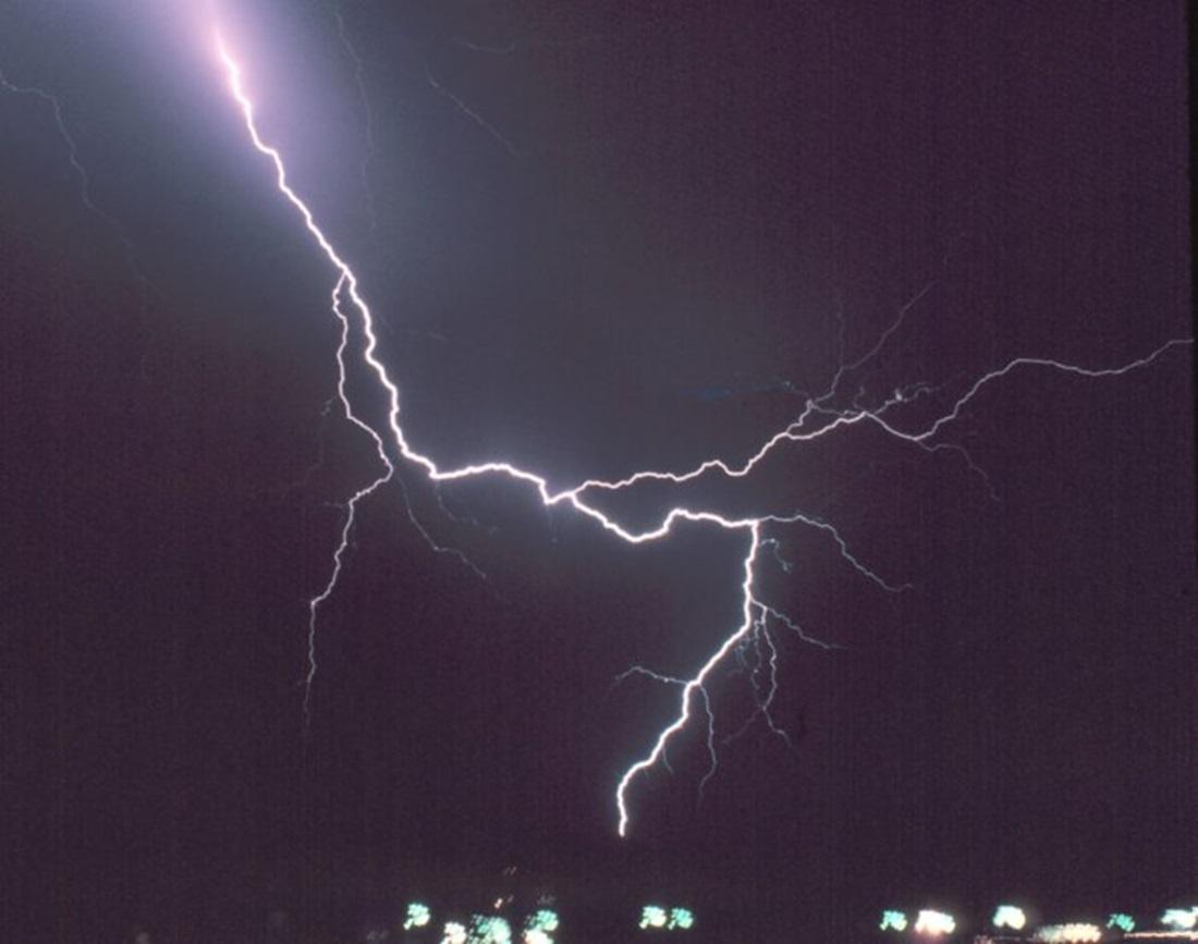 Lightning NOAA2