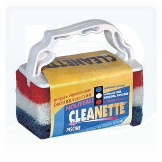 """Brosse de ligne d'eau : """"Cleanette"""""""