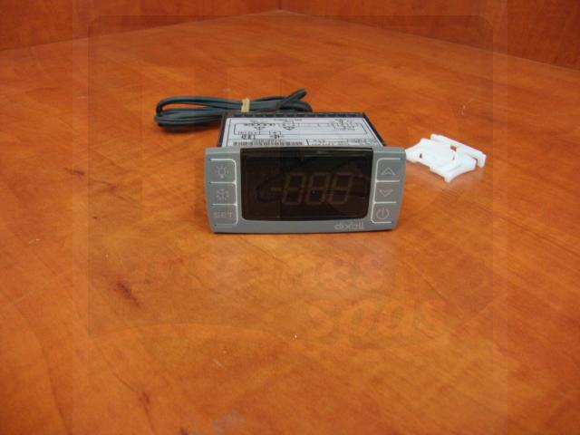 Thermostat xr 10c pour pompe chaleur climexel h2o for Thermostat piscine