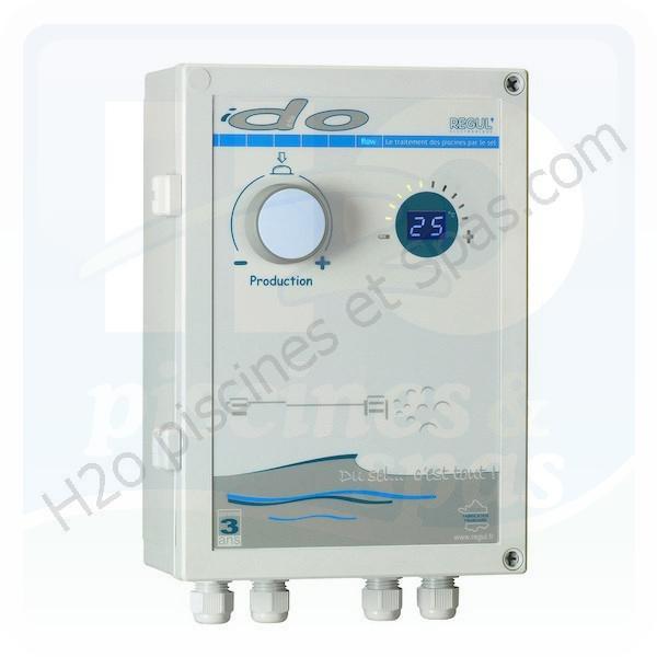 Electrolyseur sel piscine avis for Sel piscine
