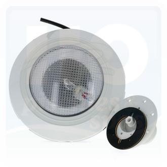 Projecteur halogène - KRIPSOL - 100 W - 12 V pour piscine maçonnerie liner - Blanc