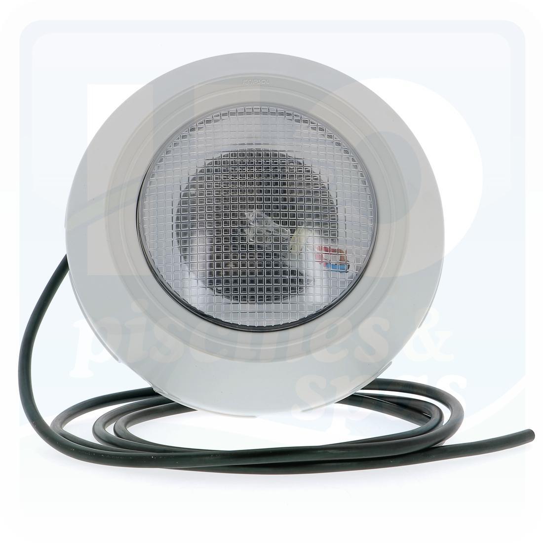projecteur halog ne kripsol 100 w 12 v pour piscine ma onnerie liner blanc h2o. Black Bedroom Furniture Sets. Home Design Ideas