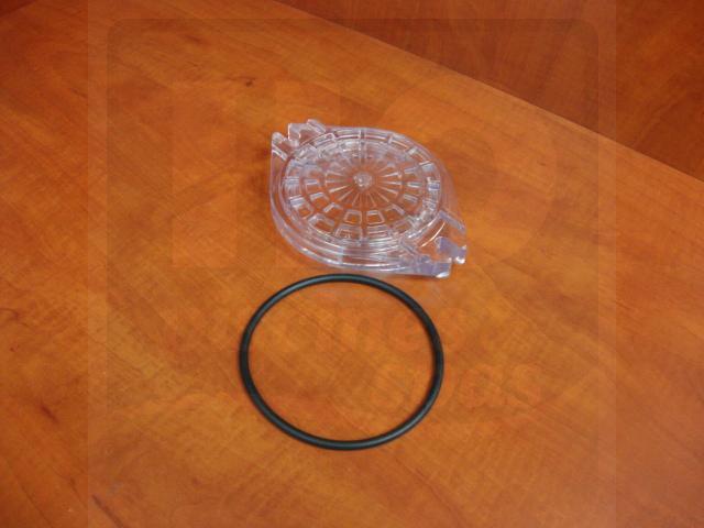 Couvercle de prfiltre serrer avec son joint pour pompe for Pompe de piscine hydroswim