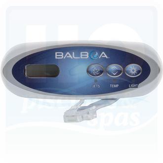 Spas - Clavier de commande BALBOA VL200 - 3 boutons