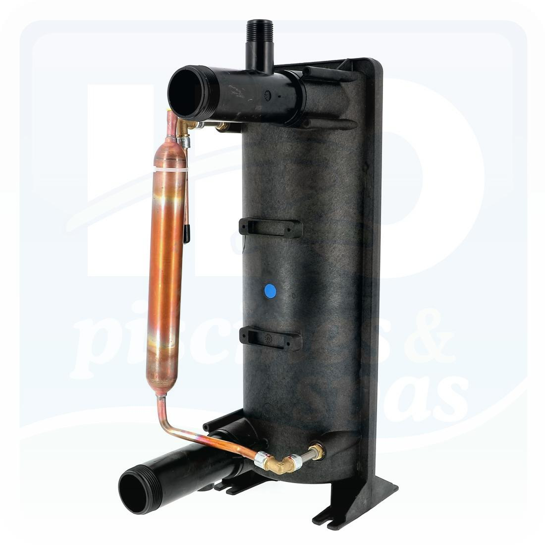 condenseur des pompes chaleur zodiac edenpac 4 et 5 en titane h2o piscines spas. Black Bedroom Furniture Sets. Home Design Ideas