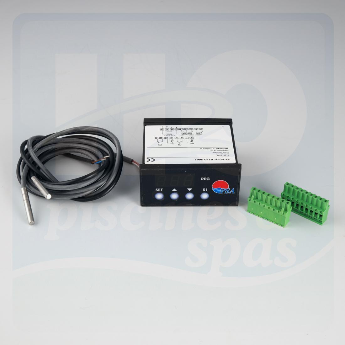 Régulateur Temporisé ECP 231 Pour Pompe à Chaleur ZODIAC Optipac   H2o  Piscines U0026 Spas