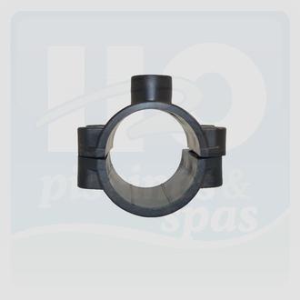 collier de prise en charge dn63 mm 1 2 pour lectrolyseur zodiac ei tri et r gulateur ph. Black Bedroom Furniture Sets. Home Design Ideas