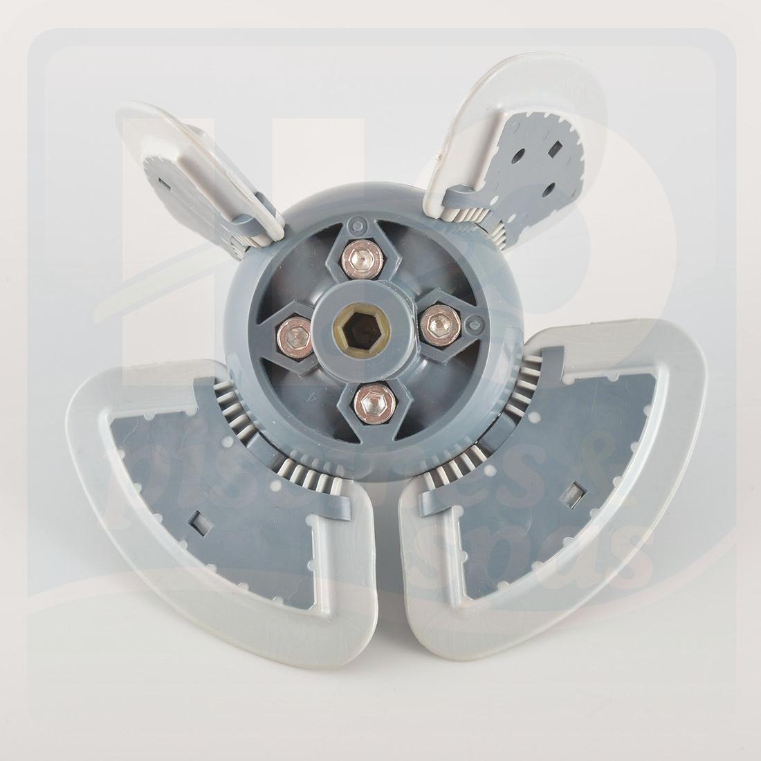 assemblage moteur de robot de piscine zodiac mx8 h2o piscines spas. Black Bedroom Furniture Sets. Home Design Ideas