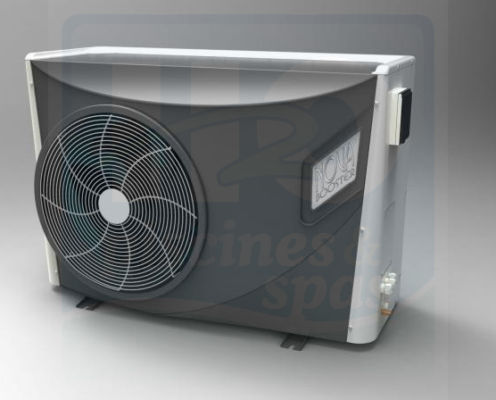 pompe chaleur nova booster nova 13n 13 kw horizontale monophas h2o piscines spas. Black Bedroom Furniture Sets. Home Design Ideas