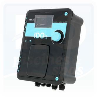 Electrolyseur au sel iDOit - Régul'Electronique - Coffret seul - Sans cellule