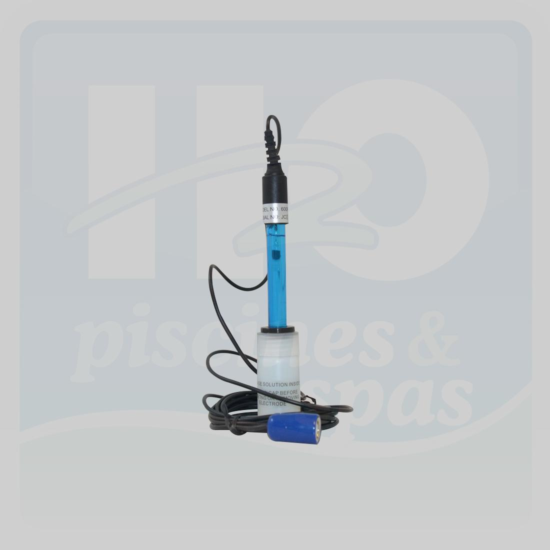Sonde ph pour pompe doseuse pool technologie just regul for Sonde pour piscine a debordement