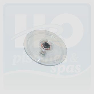 Couvercle transparent à led de la pompe SPECK Eurostar II