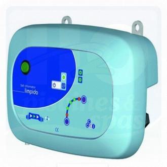 electrolyseur au sel ccei limpido pour piscines jusqu 39 160 m3 h2o piscines spas. Black Bedroom Furniture Sets. Home Design Ideas