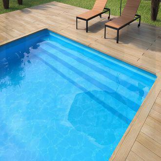 Liner 75 100 me pour piscine universo bois hexagonale 500 for Liner piscine bois hexagonale