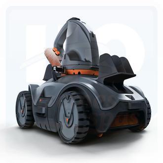 Robot électrique KOKIDO Vektro auto - fond