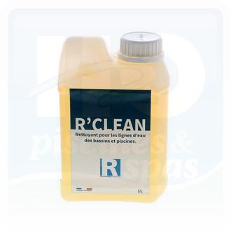 Nettoyant polyvalent pour piscines et spa - R'clean - 1 litre
