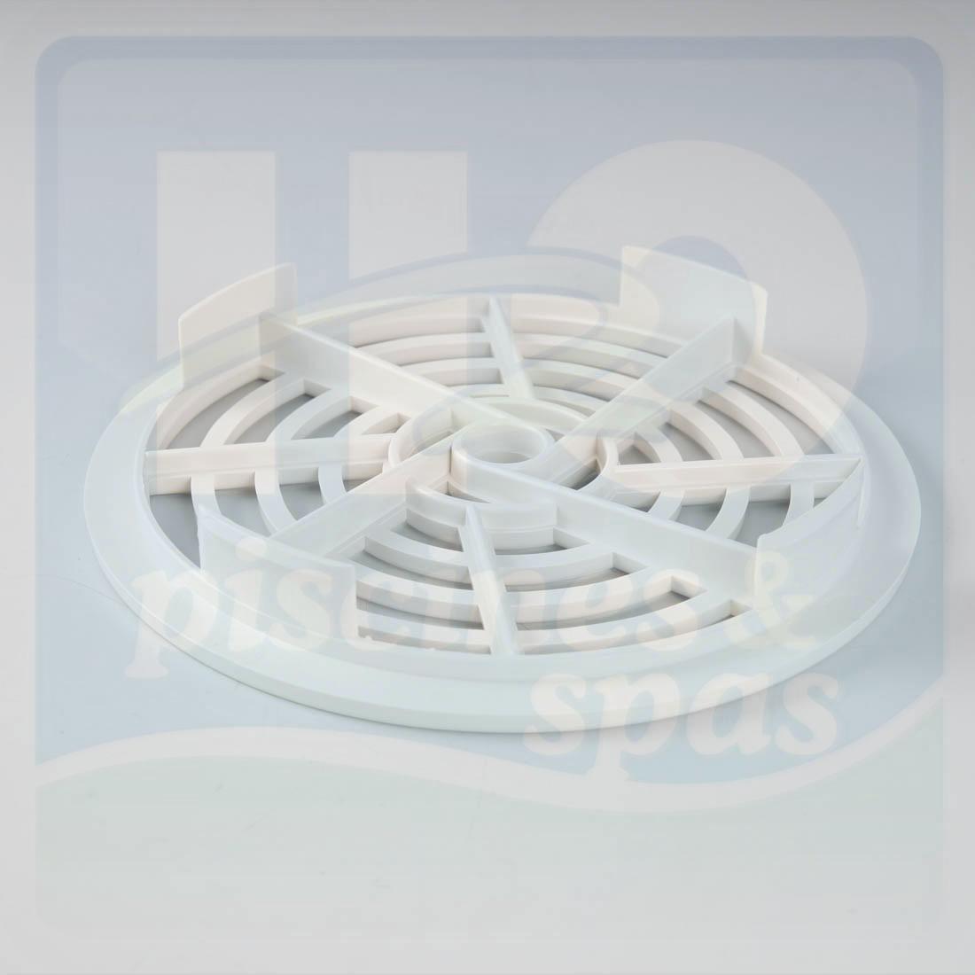 grille de bonde de fond b ton snte h2o piscines spas. Black Bedroom Furniture Sets. Home Design Ideas