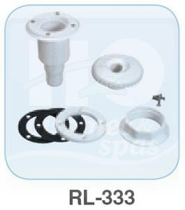 refoulement rc38 aquareva et jet orientable pour piscine bois liner blanc h2o piscines. Black Bedroom Furniture Sets. Home Design Ideas