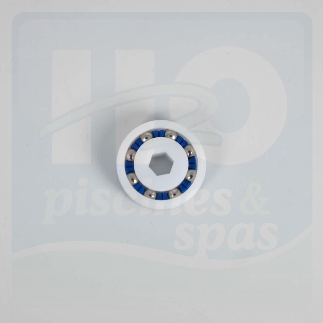 Roulement de roue de robot polaris 340 360 380 h2o for Robot piscine polaris 380