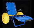 Piscine - Fauteuil et échelles de mise à l'eau (pour personnes à mobilité réduite)