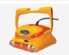 Pièces détachées piscines - Robots électriques piscines - DOLPHIN - Dolphin SELECT 620 Rc - Orange
