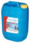 Matériel piscines - Produits de traitement - Chlores choc et chlore lent - Les chlores liquides