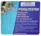 Matériel piscines - Traitement et analyse - Réactifs, solutions d'étalonnage et accessoires - Réactifs COOL POOLTESTER